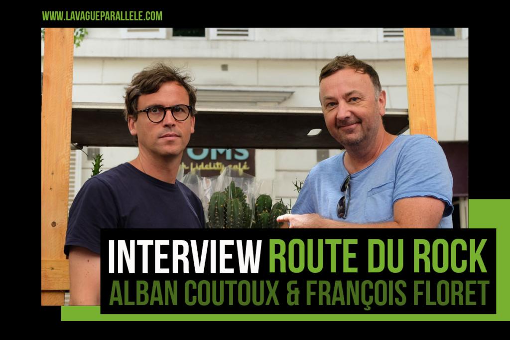 François Floret et Alban Coutoux :