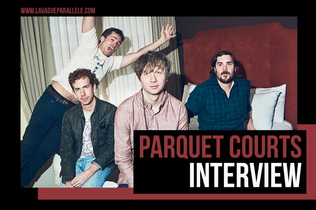 La non-interview de Parquet Courts