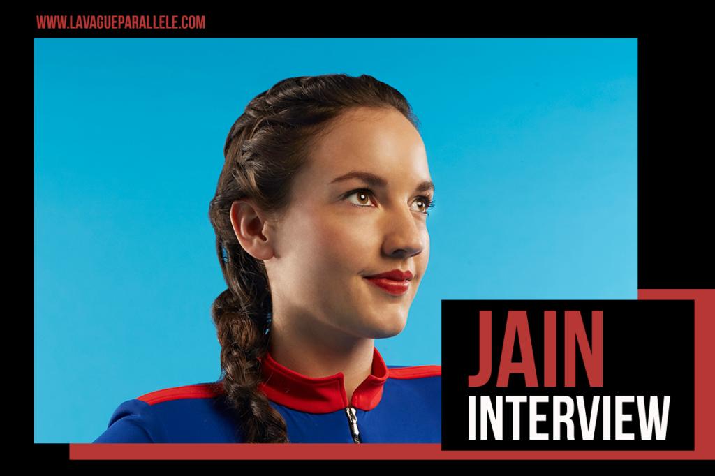 L'interview contée de Jain