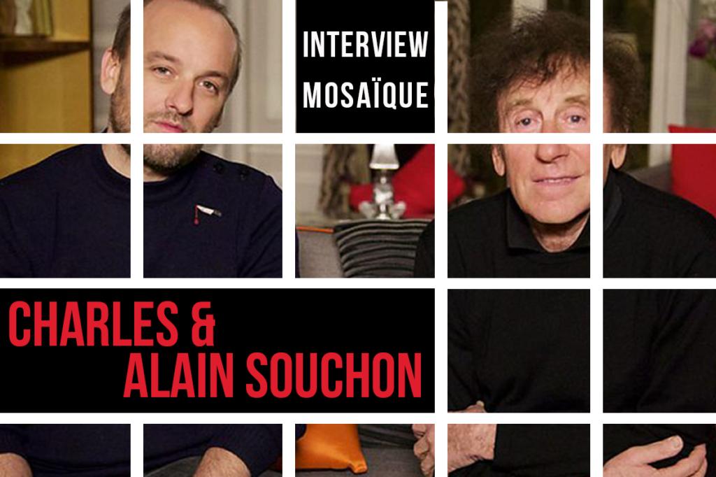 Mosaïque #11 : Charles et Alain Souchon