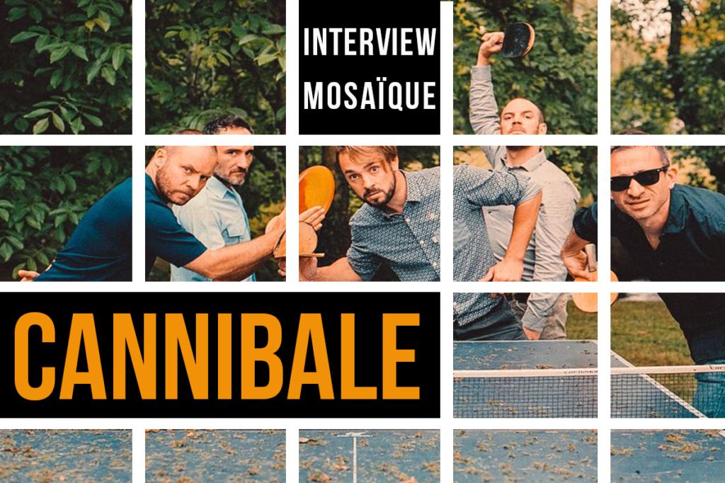 Mosaïque #19 : Cannibale