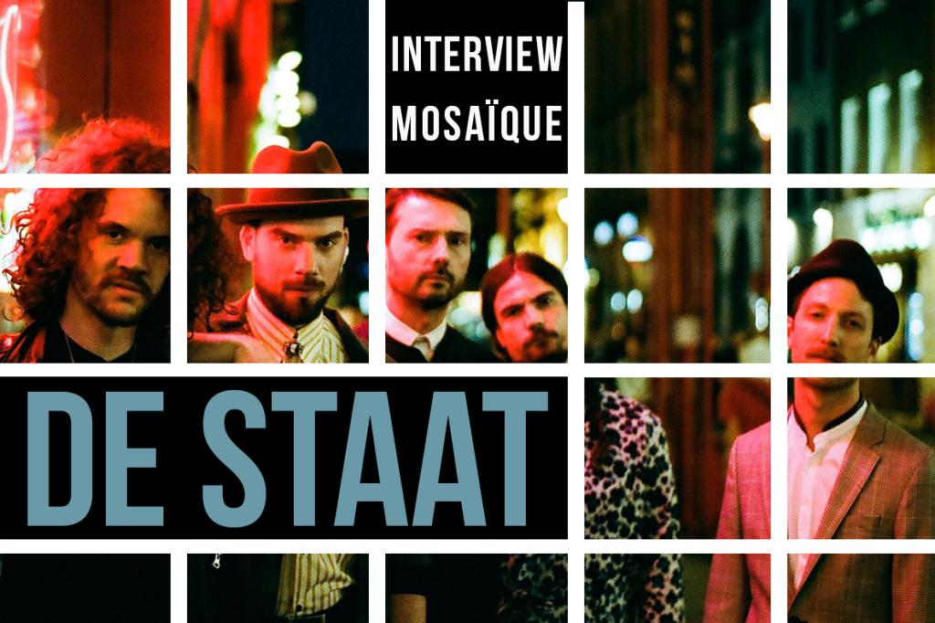 Mosaïque #20 : De Staat