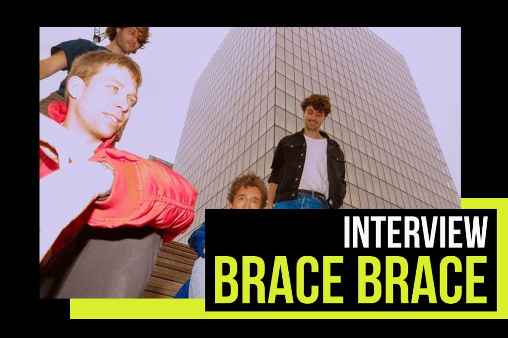Brace ! Brace ! :