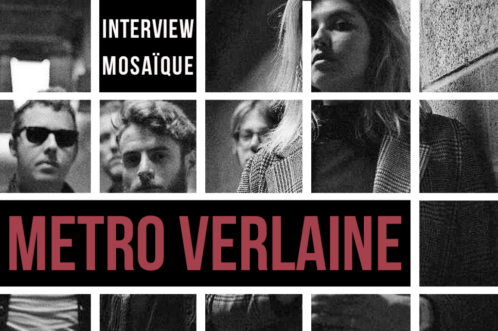 Mosaïque #21 : Metro Verlaine