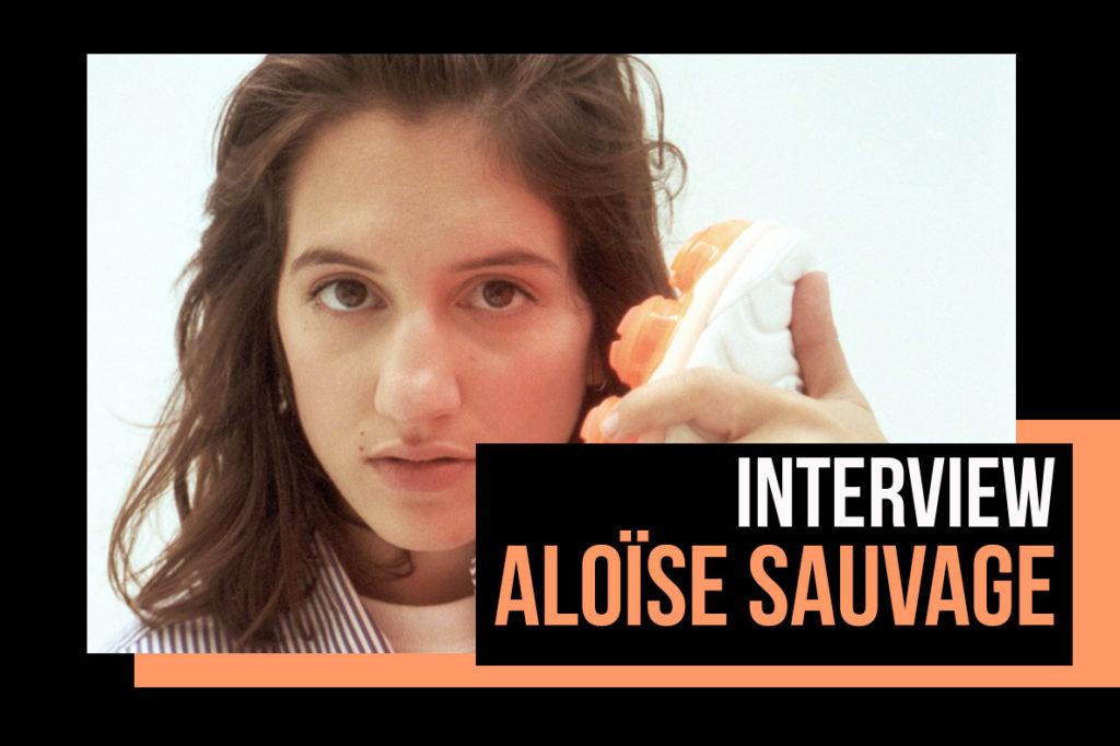 Aloïse Sauvage :