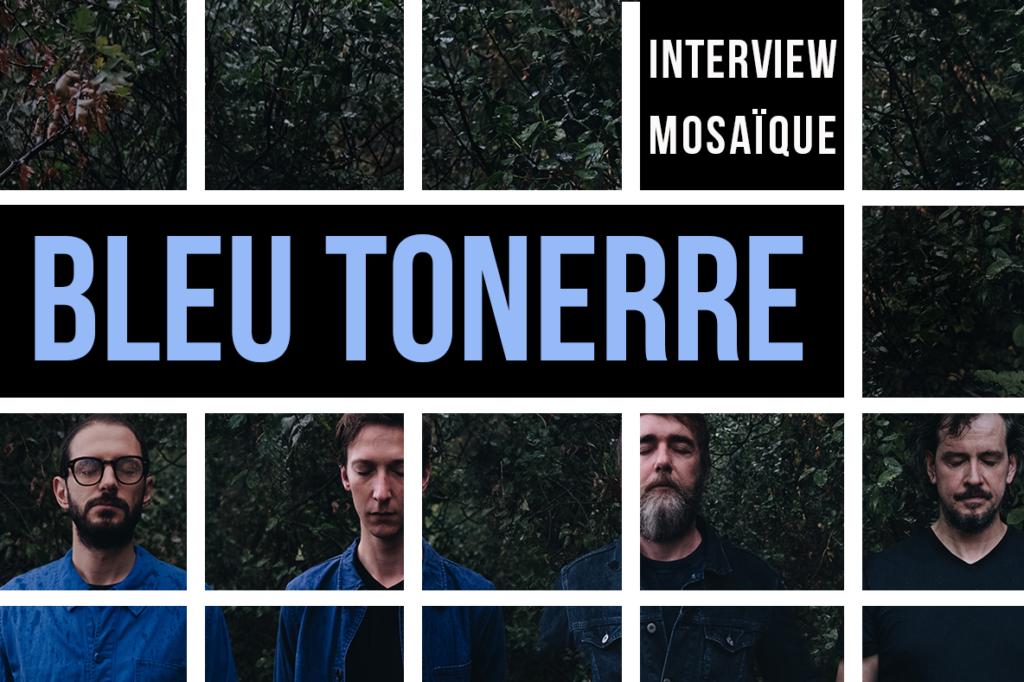 Mosaïque #69 : Bleu Tonnerre