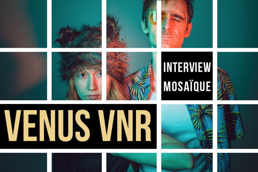 Mosaïque #68 : Venus VNR