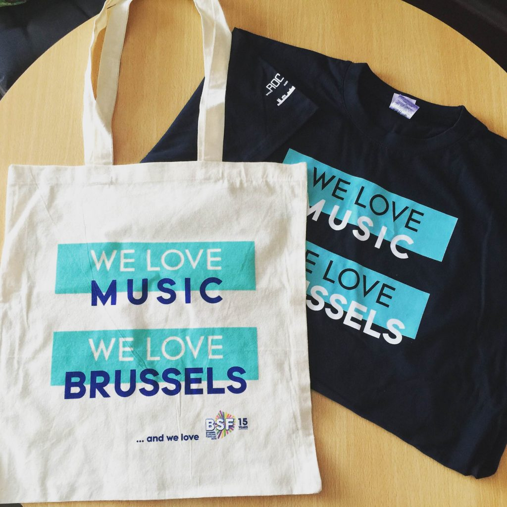 Goodies BSF 2016