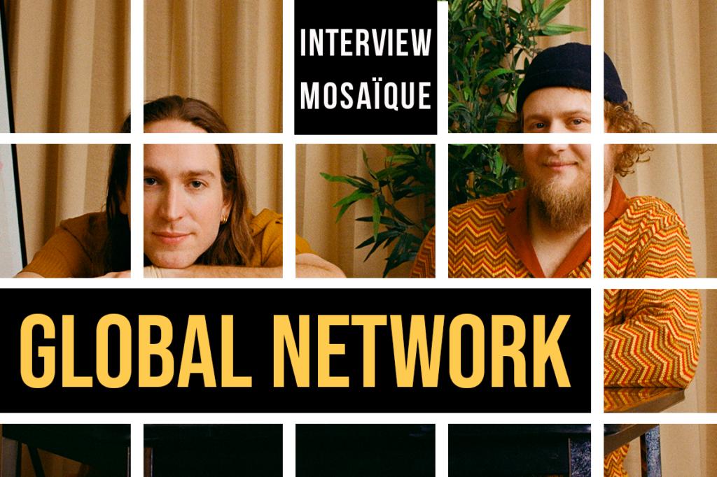 </strong>Mosaïque #148 : Global Network