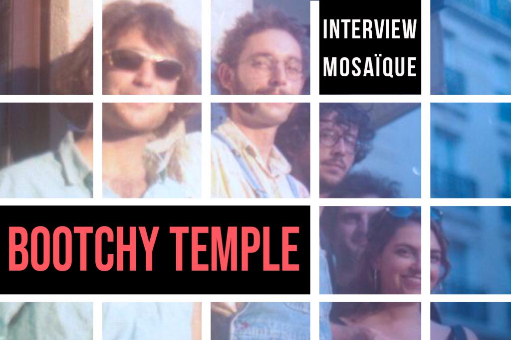 Mosaïque : Bootchy Temple
