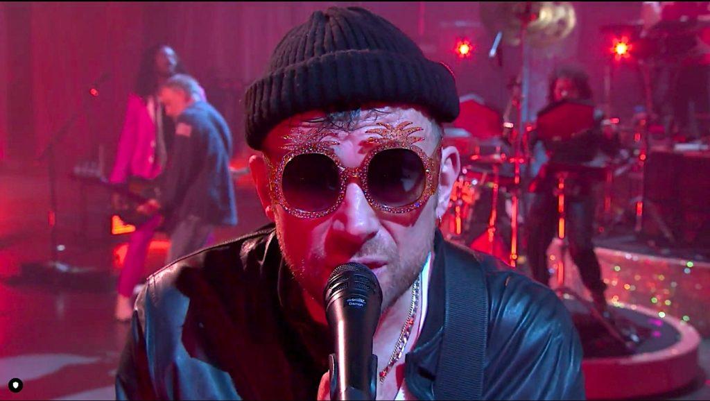Gorillaz Song Machine Live - Damon