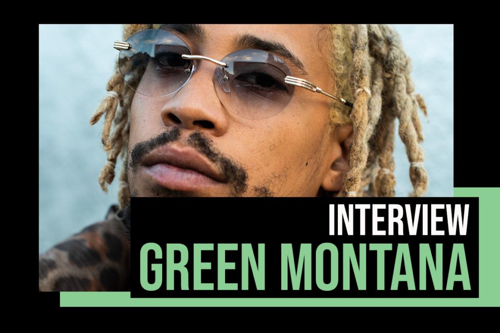 Un pas de plus dans l'univers de Green Montana avec Alaska