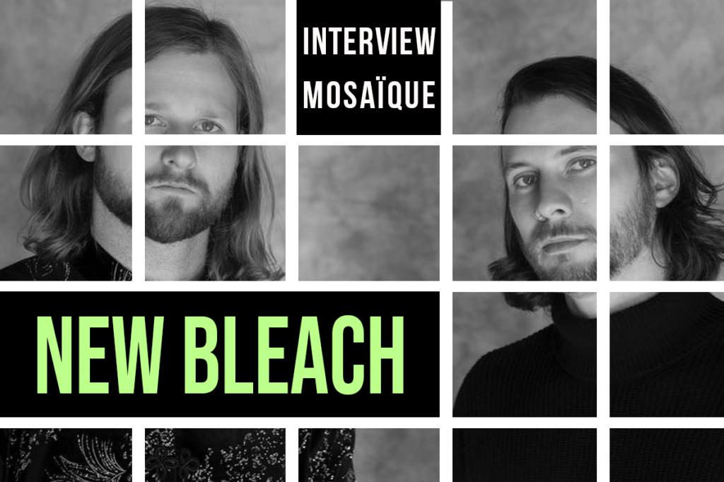 Mosaïque : New Bleach