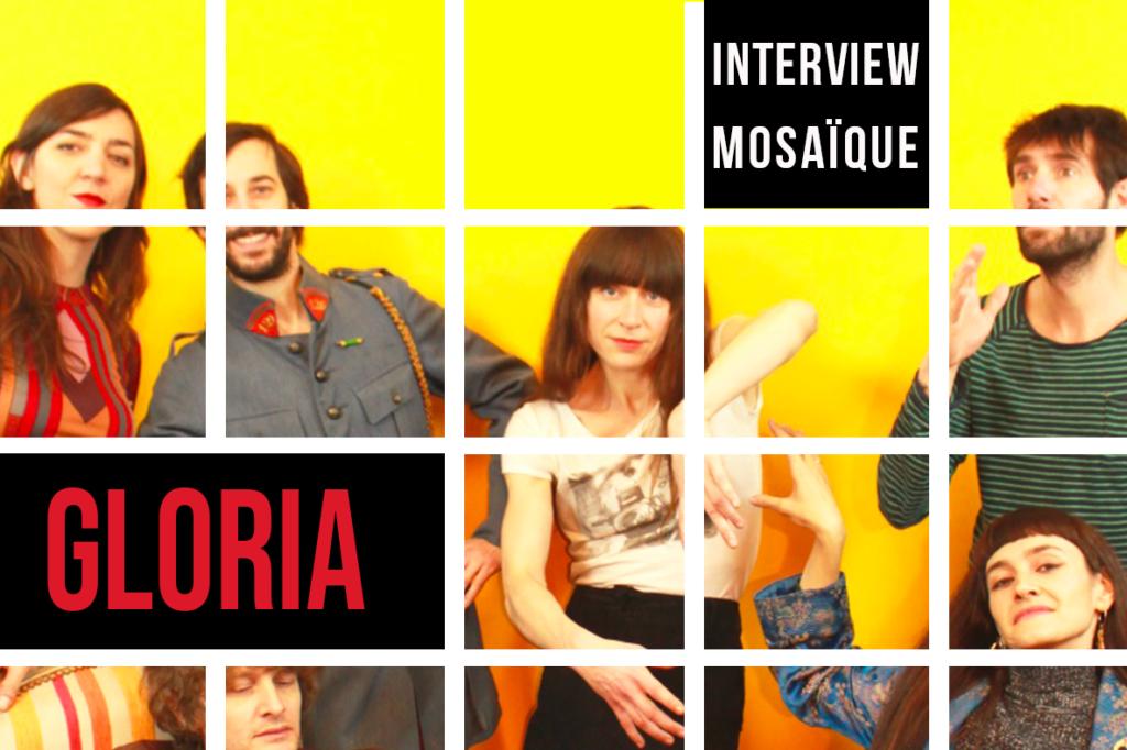 Mosaïque : Gloria