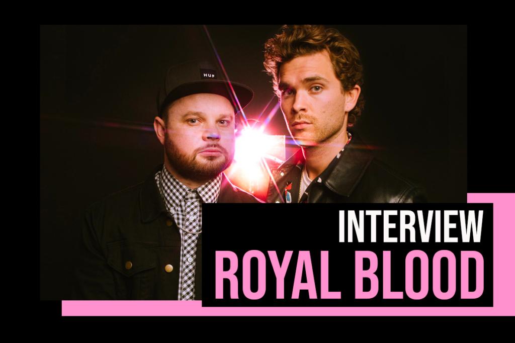 Royal Blood nous raconte le passage de l'ombre à l'arc-en-ciel sur leur nouvel album