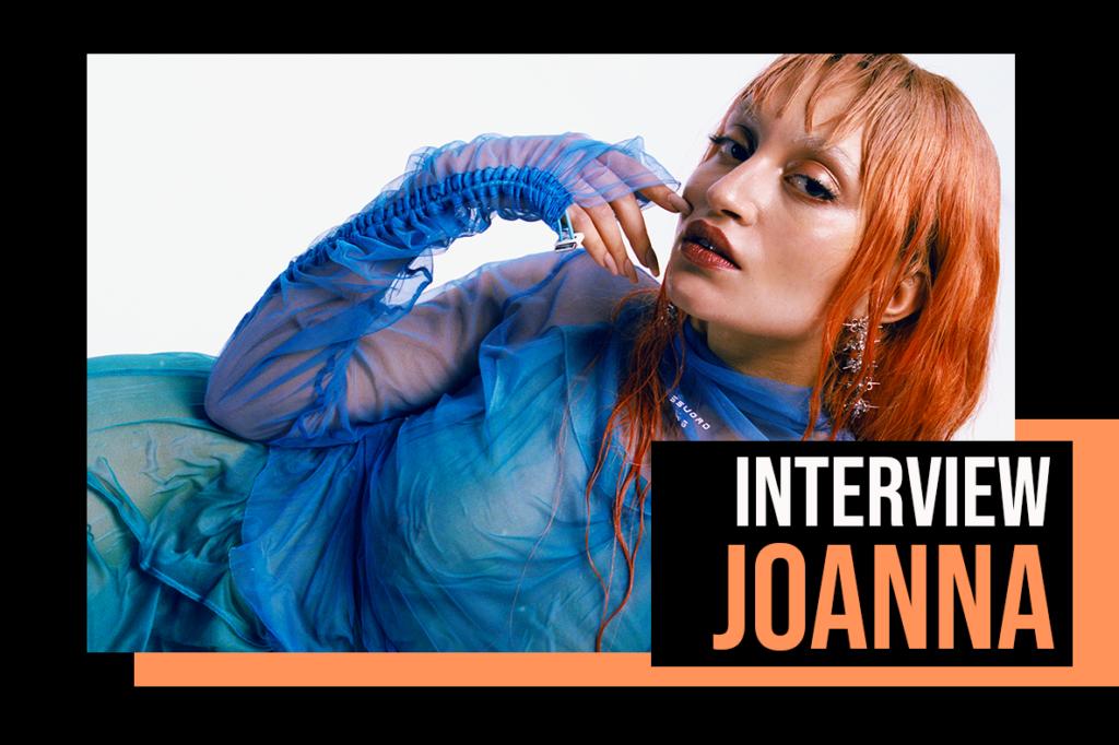 Joanna nous raconte comment elle a disséqué l'amour sur son album Sérotonine